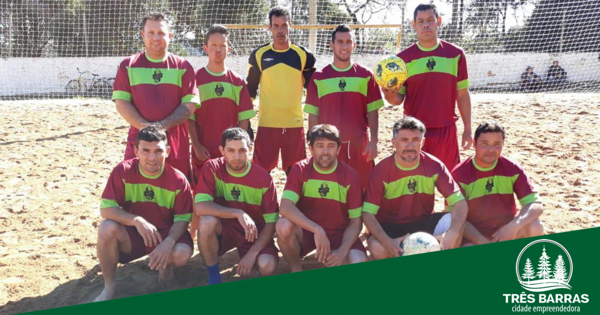 Quinta rodada do Campeonato de Futebol de Areia teve 31 gols marcados