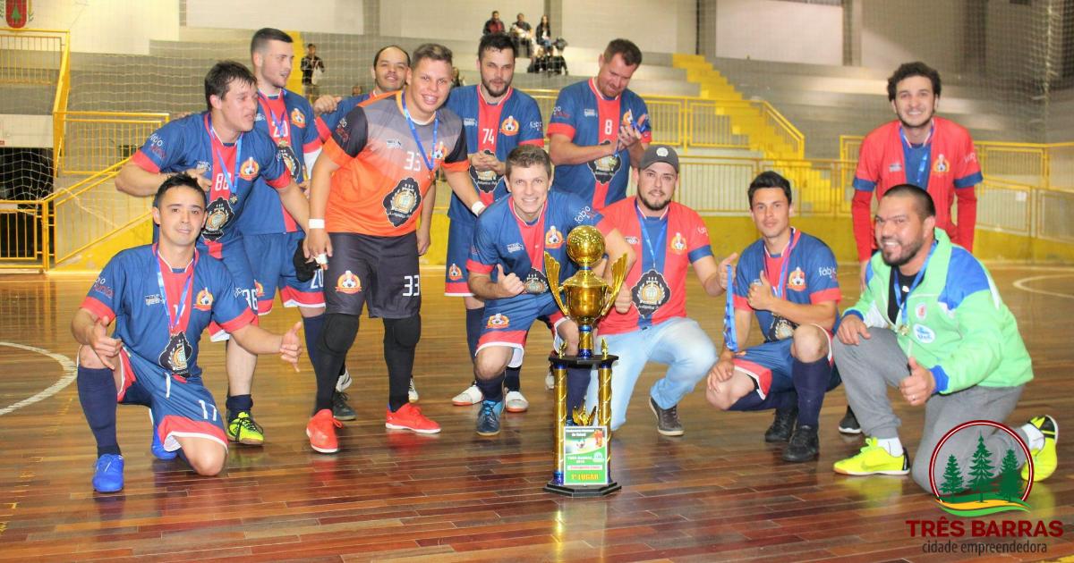 Resenha FC vence nos pênaltis e é campeão do Futsal Livre Masculino