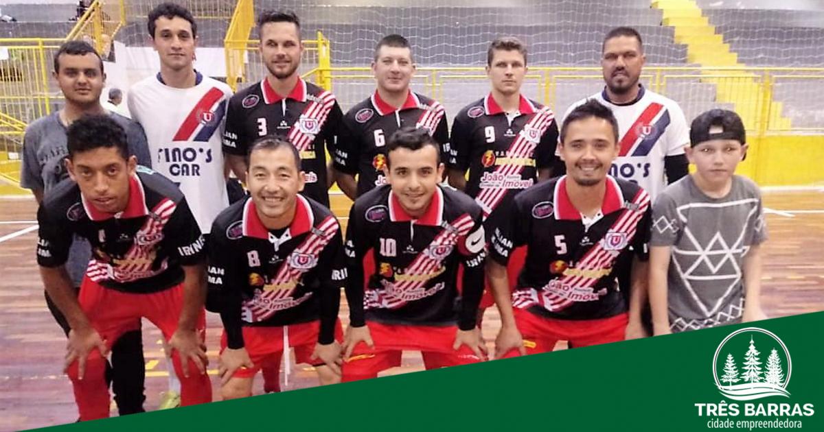 Resultados da terceira rodada definem três times na semifinal do Futsal Livre