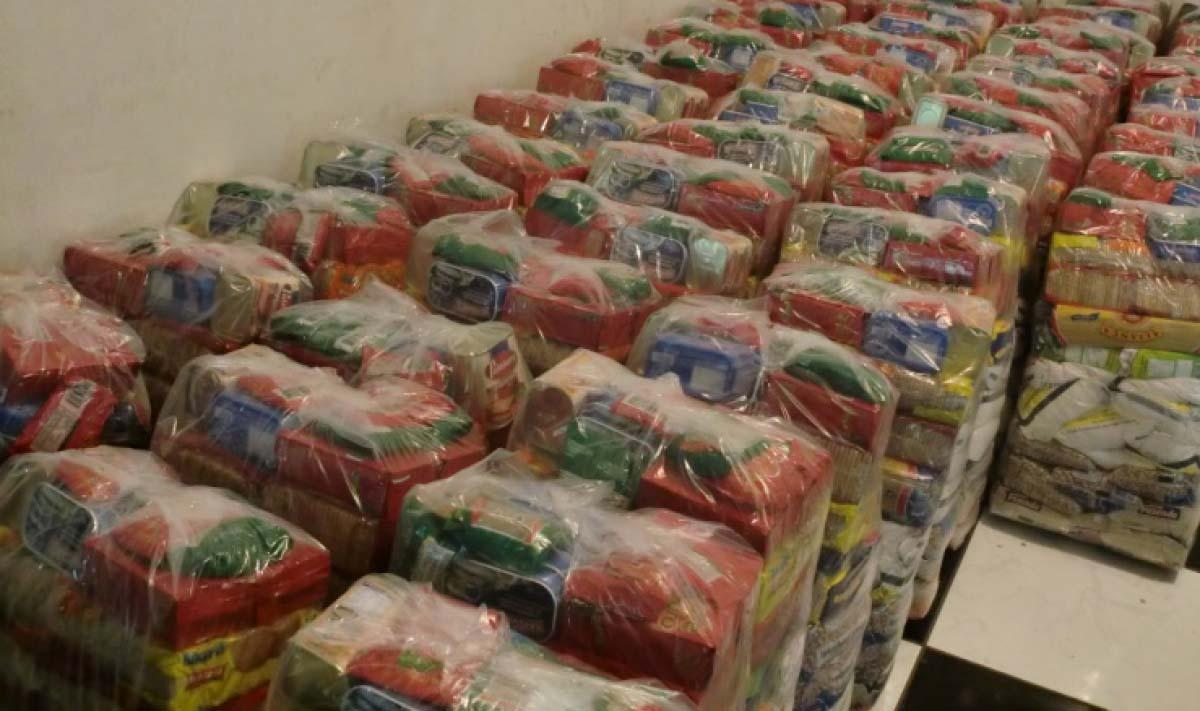 Sacolões serão entregues aos beneficiários na próxima semana