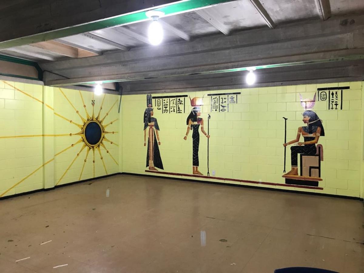 Sala temática de História e Geografia é inaugurada na Escola João Pacheco de Miranda Lima