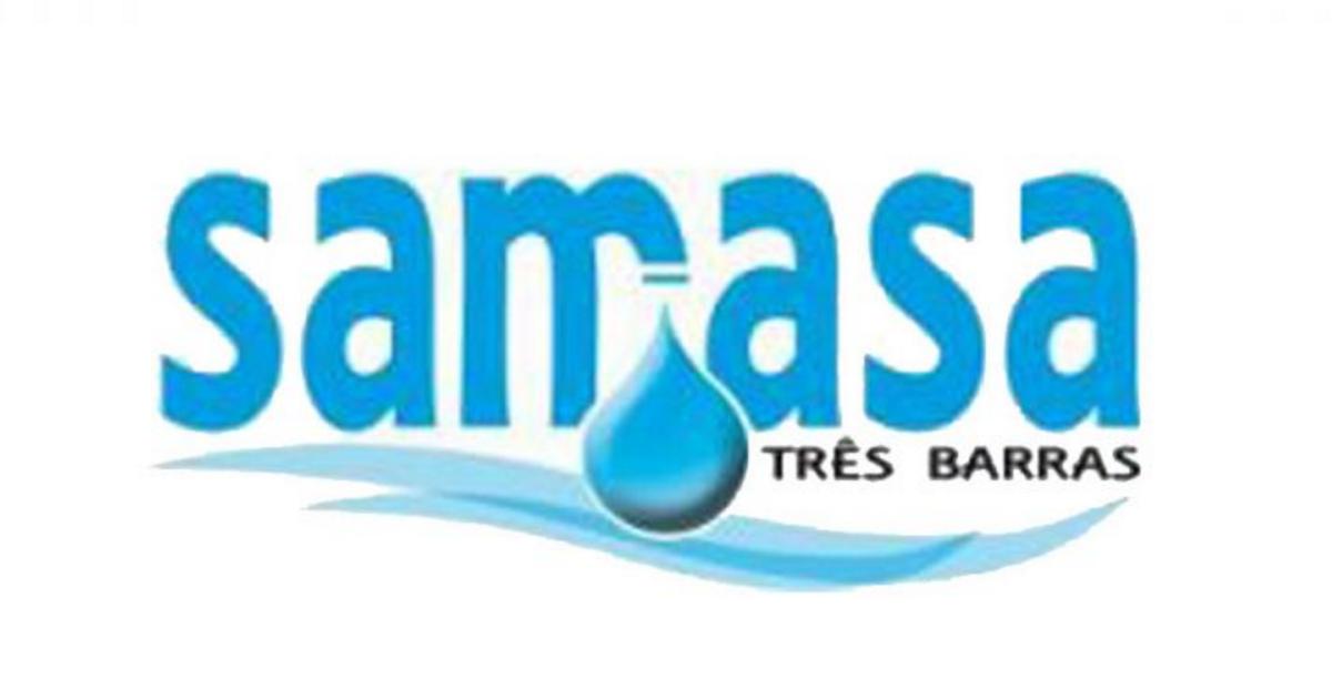 Samasa informa possível interrupção no abastecimento de água nesta segunda-feira