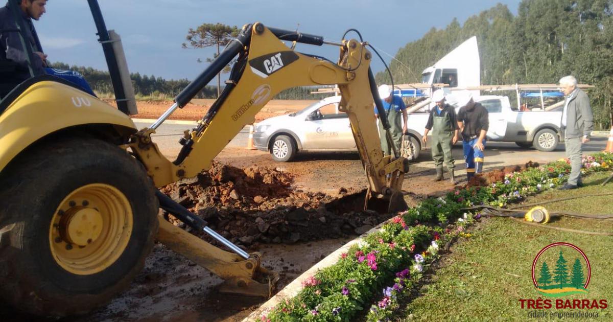Samasa informa que poderá haver desabastecimento de água no São Cristóvão