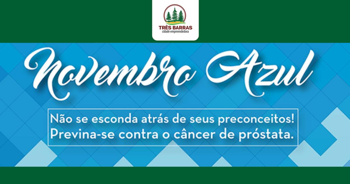 Saúde do homem: Unidades de saúde realizam atividades especiais para celebrar o Novembro Azul