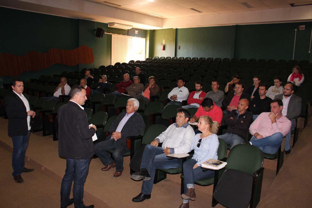 Sebrae apresenta informações do programa Cidade Empreendedora