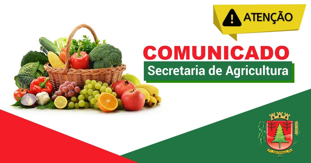 SECRETÁRIO DE AGRICULTURA E MEIO AMBIENTE DE TRÊS BARRAS SOLICITA CONVÊNIO PARA AQUISIÇÃO DE IMPLEMENTOS AGRÍCOLAS
