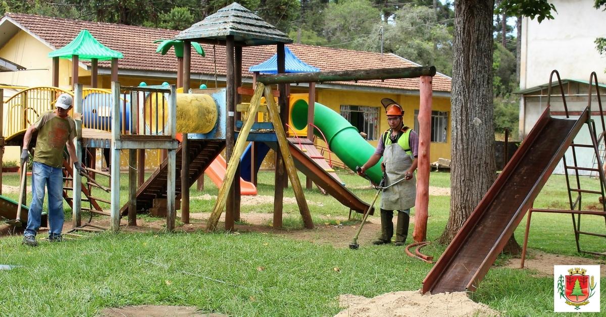 Secretaria de Limpeza e Urbanismo promove melhorias em localidades do interior