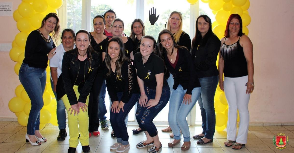 Setembro Amarelo: Município adere à campanha nacional de prevenção ao suicídio