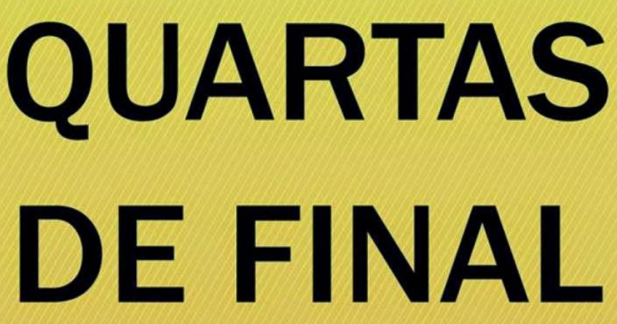 Sorteio define confrontos das quartas de final do Futebol Suíço no São Cristóvão