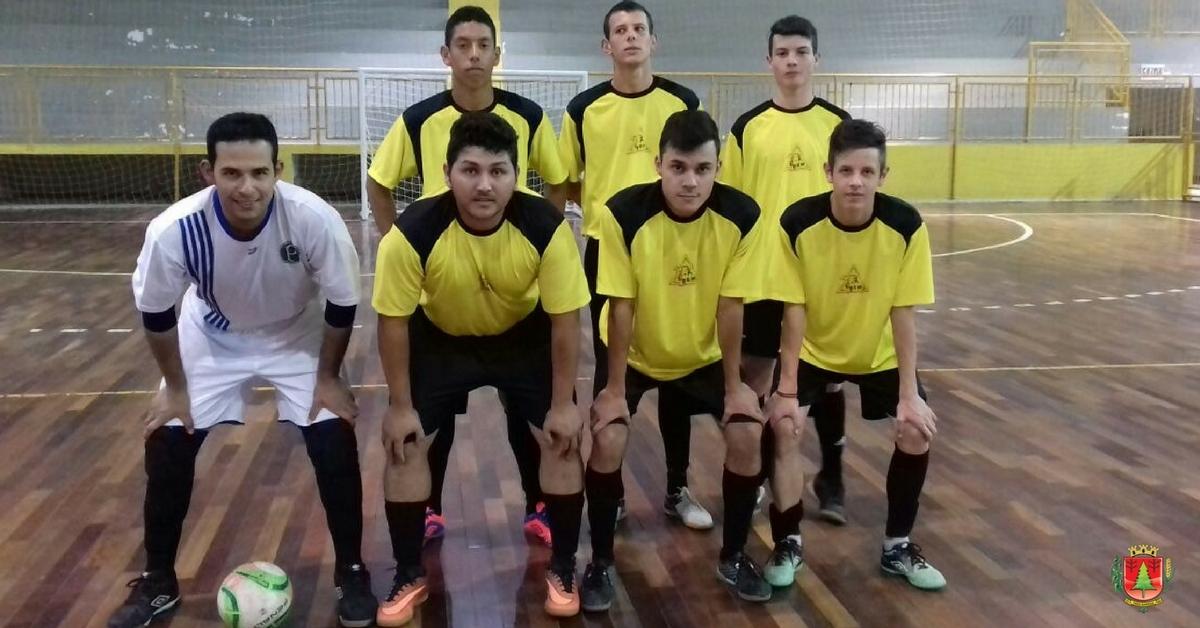 Tabajara e União TB são os destaques da nona rodada do Municipal de Futsal