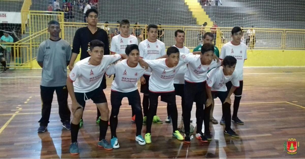 Terceira rodada do Municipal Futsal tem apenas um empate e 16 gols