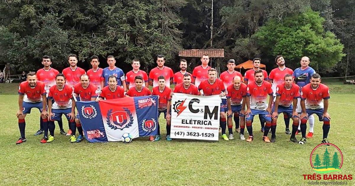 União Três Barras garante vaga nas semifinais da 2ª Copa Floresta de Futebol