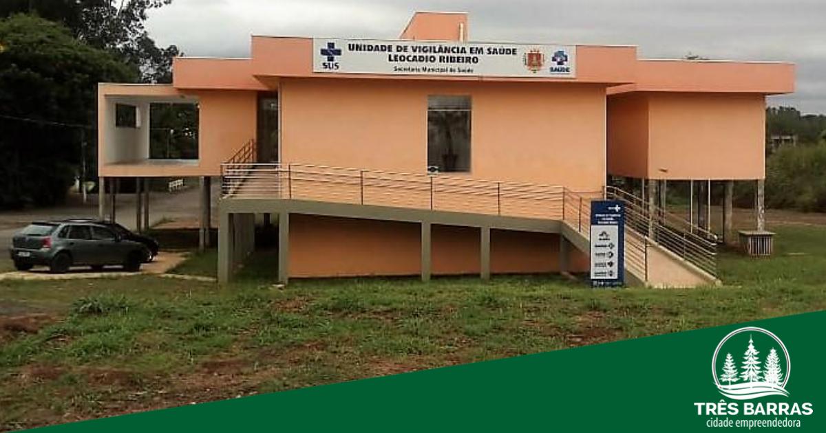 Unidade de Saúde da região central será aberta na próxima segunda-feira