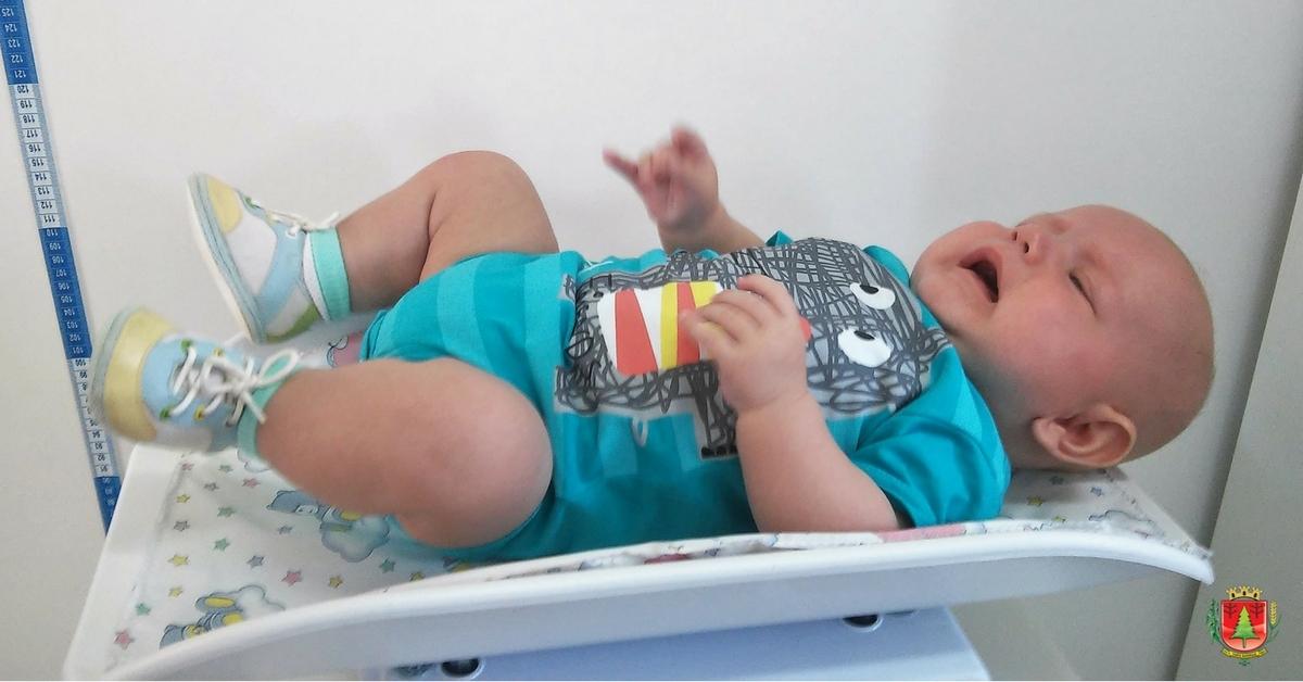 """Unidade de saúde Pedro Toporoski recebe crianças no """"Dia do Peso Saudável"""""""