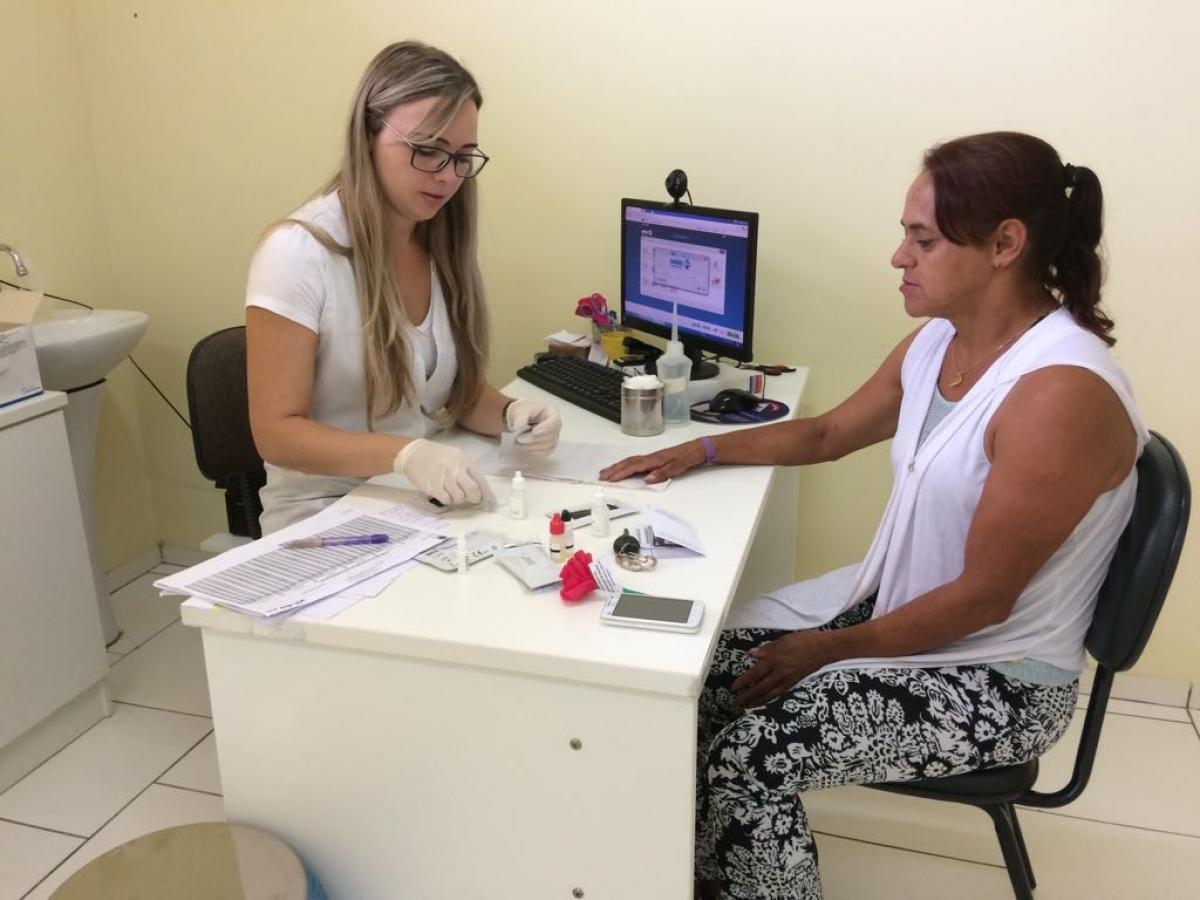 261aa5fe2c3 Unidades Básicas de Saúde promovem ações no Dia Internacional da Mulher