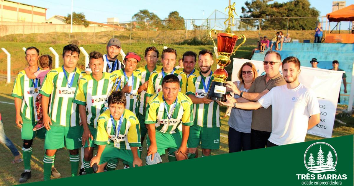 Unidos do Campo vencem por 2 a 1 e conquistam o Campeonato de Futebol Suíço
