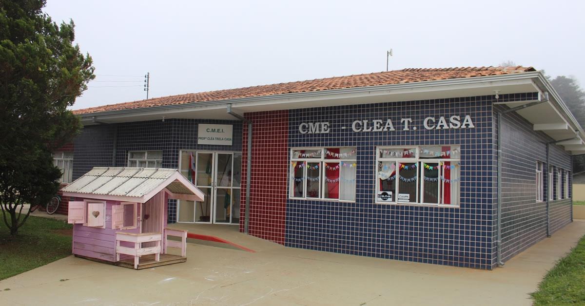 CMEI - Cléia Trella Casa