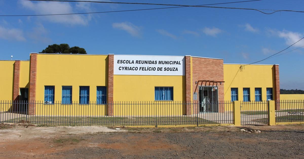 ERM Cyríaco Felício de Souza (localidade do Km 06)