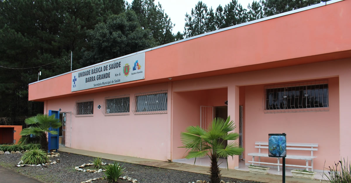 Unidade de Saúde Barra Grande (km 06)