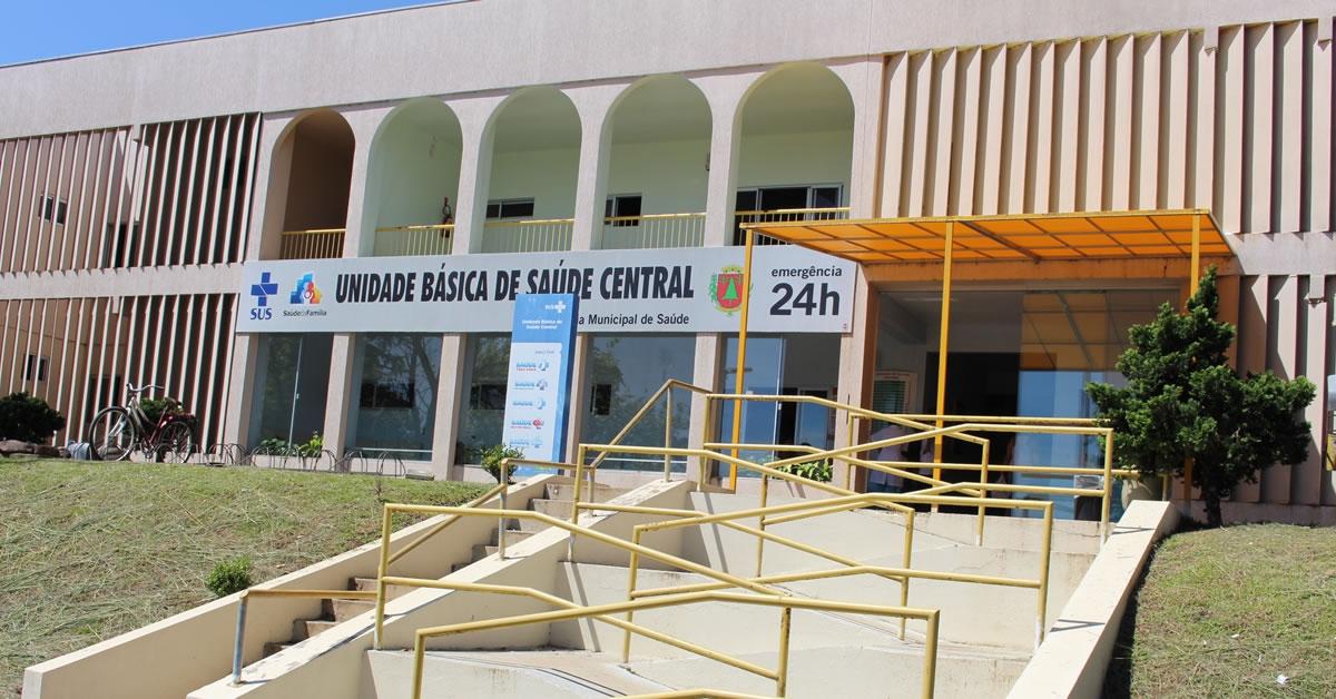 Unidade de Saúde CENTRAL