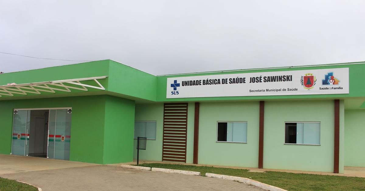 Unidade de Saúde José Sawinski