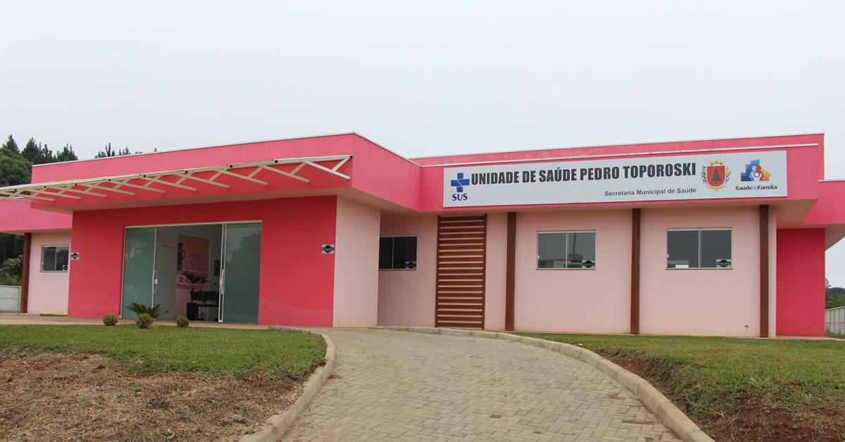 Unidade de Saúde José Toporoski
